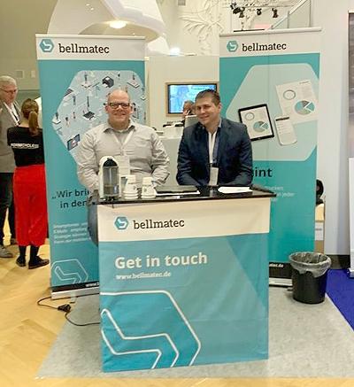 Armin Lungwitz und Mathias Pröhl auf der Business Digital
