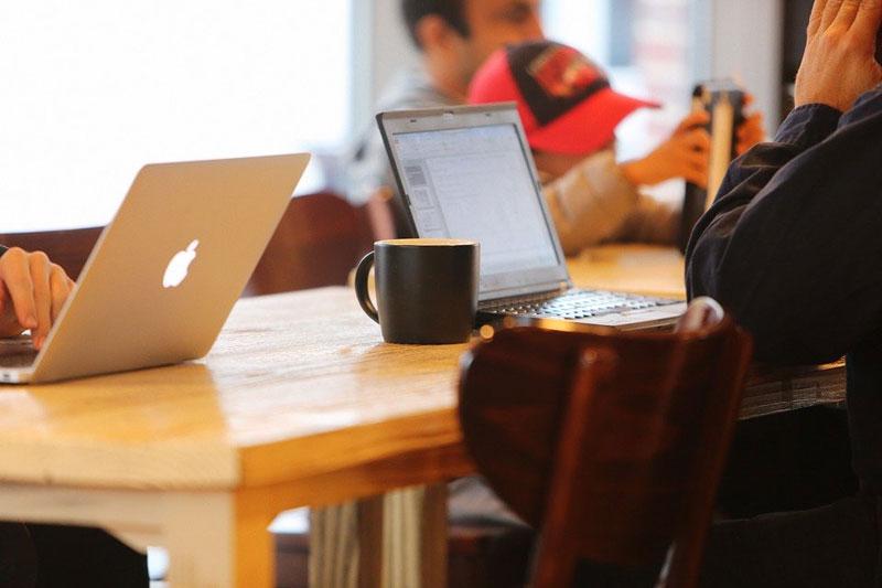 Sicheres und flexibles Business File Sahring
