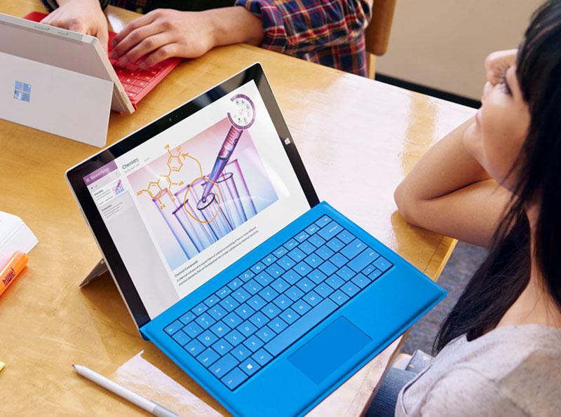 Microsoft Teams für die Schule